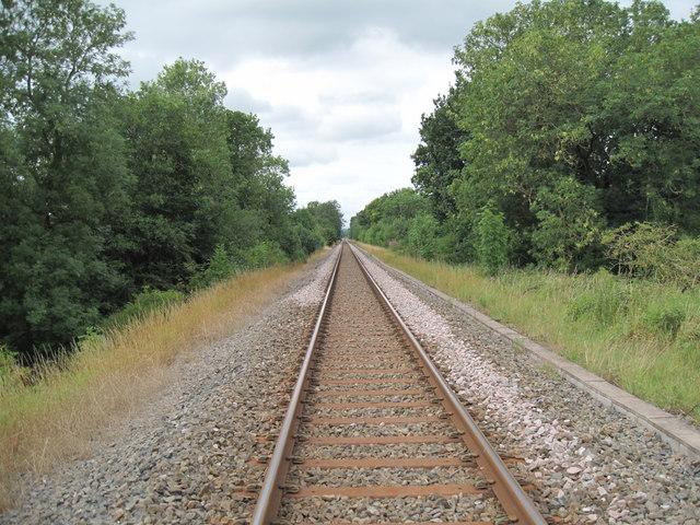 The Mid-Cheshire Railway Line