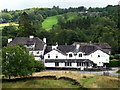 NY3403 : Hotel, Skelwith Bridge, Cumbria by Graham Hogg