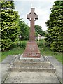 TL7190 : Memorial to the fallen at Feltwell by Adrian S Pye