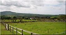 SH2734 : View southwards from the hamlet of Garnfadryn by Eric Jones