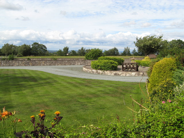 The Grounds, Lyth Hill House