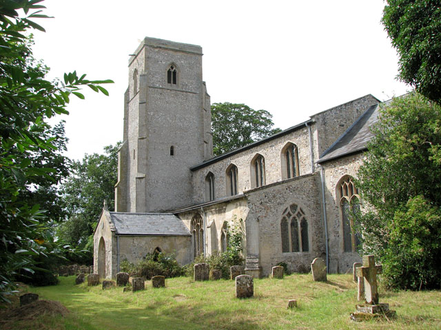St Peter's church in Hockwold