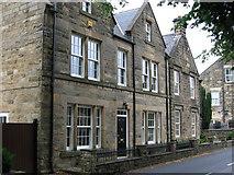 SK3463 : Ashover - Allandale House by Dave Bevis