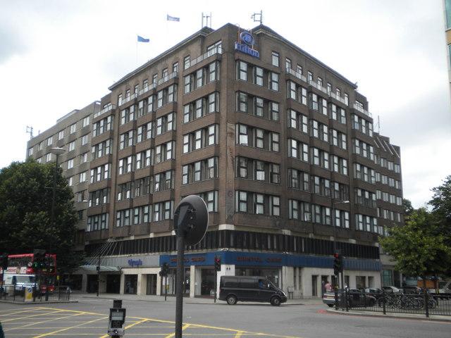 Hilton Hotel Kensington High Street W14