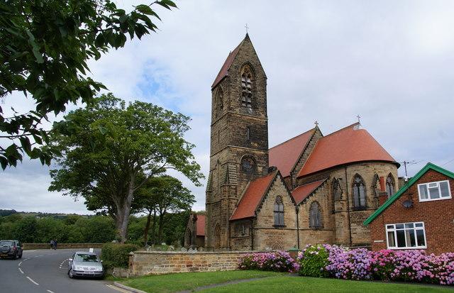 The new St Stephen's Church