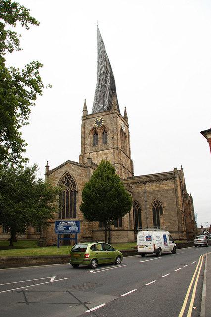 St.Mary & All Saints' church
