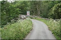 SK0955 : Darfar Bridge by Richard Croft