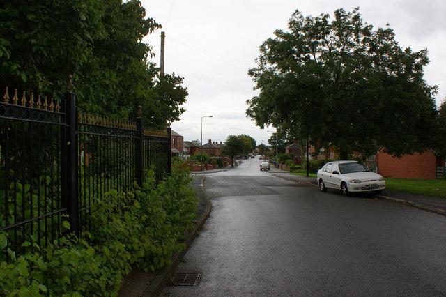 Gidlow Lane