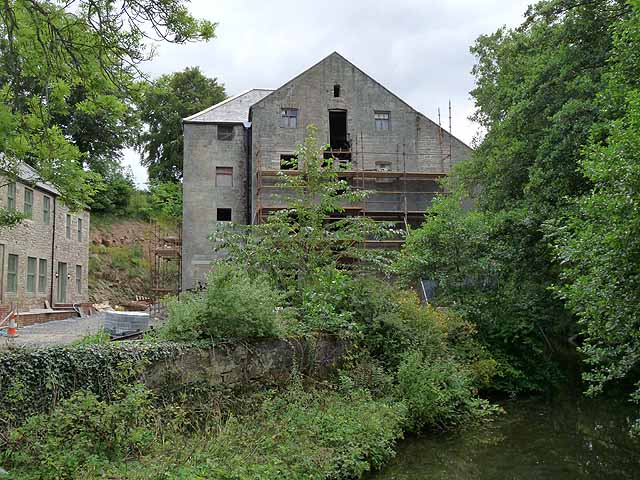 Spindlestone Mill