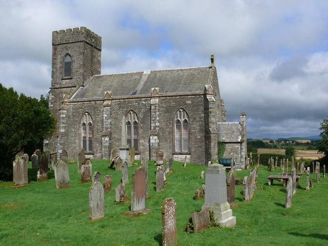 Kirkinner Parish Church, Kirkinner