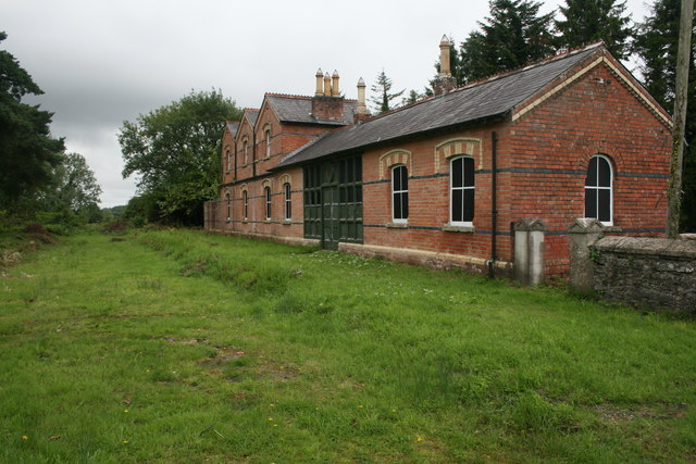Mohill Railway Station (Disused)