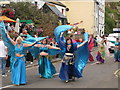 TQ8209 : Belly Dancers at Old Town Carnival 2010 by Oast House Archive