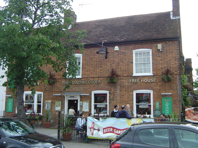 The Standing Order, Stevenage Old Town