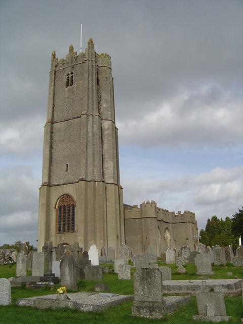 St Andrew, Ipplepen