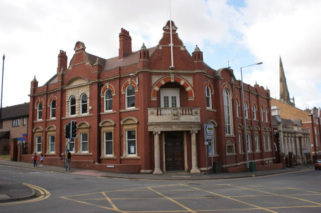 Rushden Council Buildings