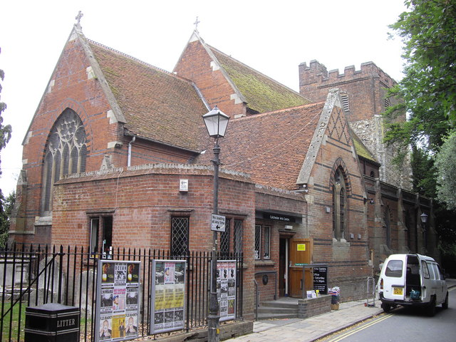 St Mary's Church, Church Lane Colchester