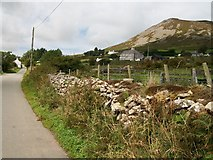 SH2734 : Dispersed settlements in the hamlet of Garnfadryn by Eric Jones