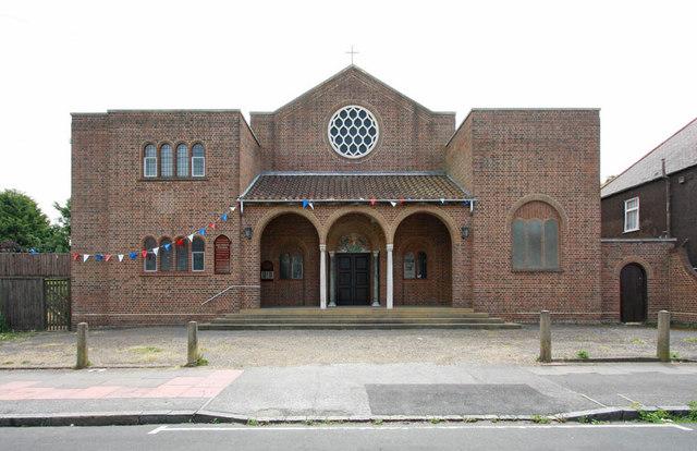 St Michael & All Angels, Ravenscroft Road, Beckenham