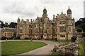 SK8932 : Harlaxton Manor by Richard Croft