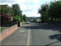 NS4371 : Kingston Road Bishopton by Thomas Nugent