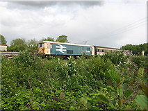 SO6301 : Dean Forest Railway at Lydney Junction by Gareth James