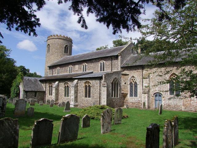 Yaxham Parish Church