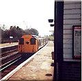 SZ5984 : An EMU arrives into Sandown Railway Station by nick macneill