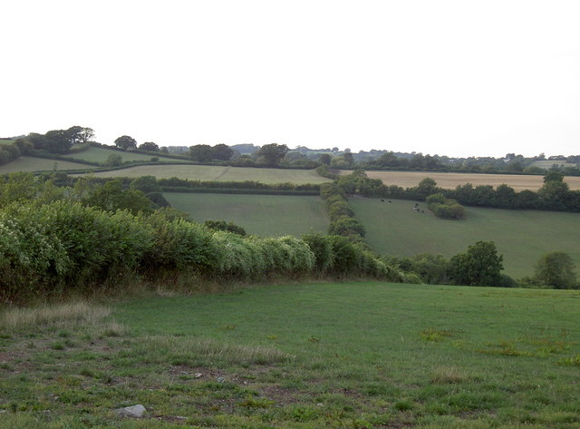 The Knoll, as seen from Gravel Hill