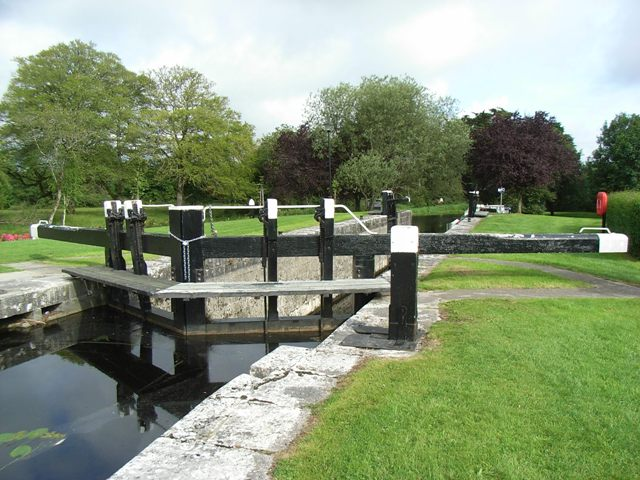 Lock No. 46 on the Royal Canal in Cloondara, Co. Longford