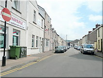 SS7597 : Allister Street, Neath by Jonathan Billinger