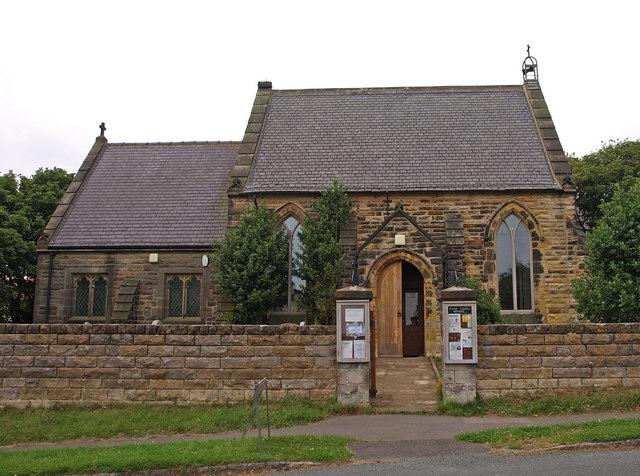 St Hilda's Church, Ravenscar