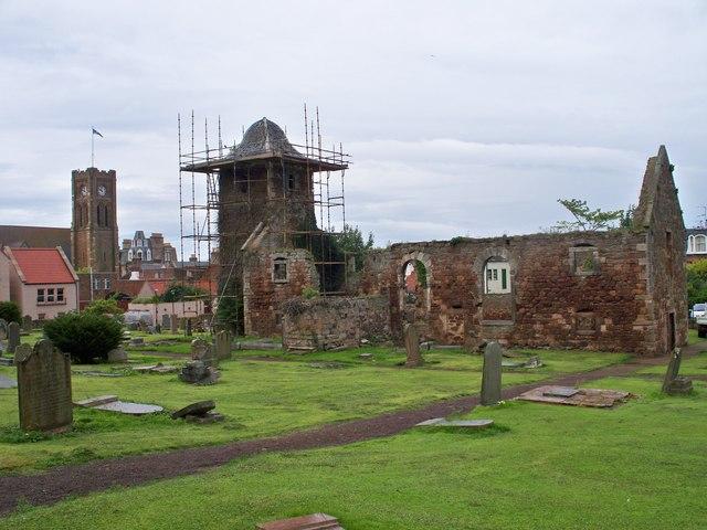 The Second St Andrews Church, Kirk Ports, North Berwick