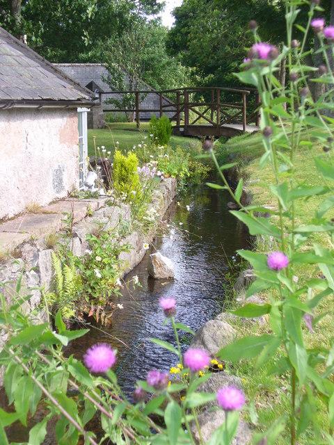 Mill Stream, Milton of Crathes