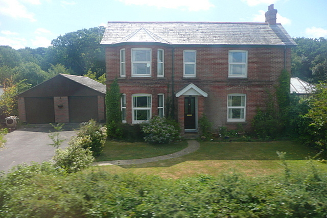 House on North Fairlee Road