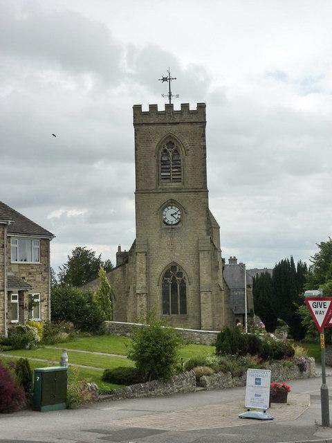 St Mathews Church, Leyburn