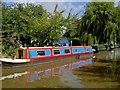 SJ4465 : Summer on the Shropshire Union Canal by Steve  Fareham