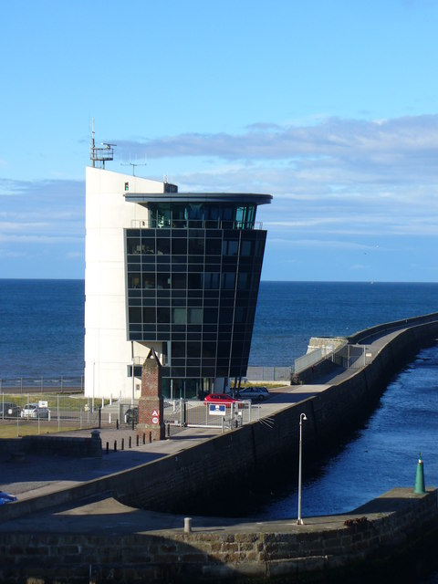 Harbour Operations Centre and North Breakwater