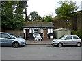 SD9324 : Tudor Chippy, Stansfield Hall Road, Todmorden by Alexander P Kapp