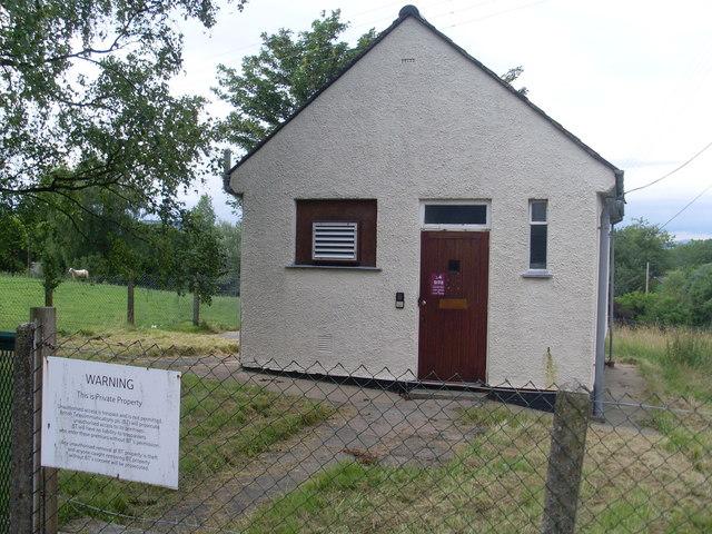 Barbon Telephone Exchange, Cumbria