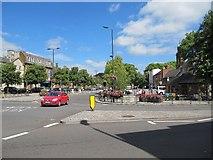 SP4540 : Horse fair across the road by Bill Nicholls