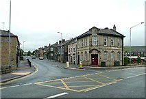SD9311 : The A640, Newhey, Milnrow by Humphrey Bolton