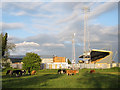 TL4759 : Abbey Stadium, Cambridge United's home by Hugh Venables
