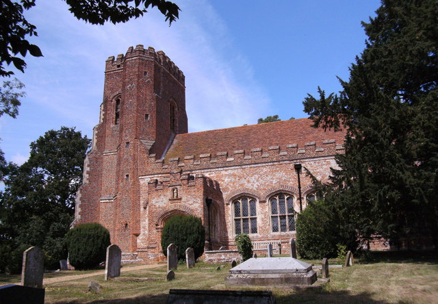 St Mary the Virgin, Layer Marney, Essex