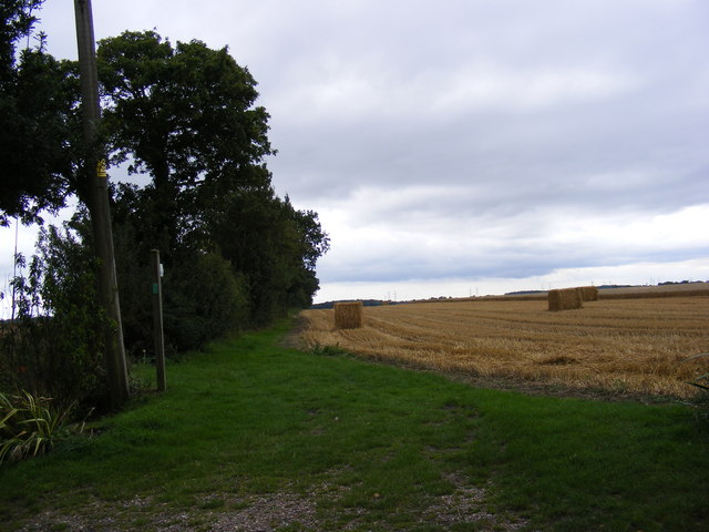 Workhouse Lane Footpath