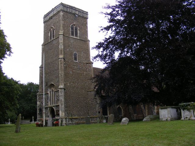 St.Lawrence Church, Knodishall