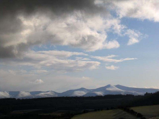 Brecon Beacons from the North