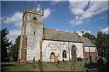 TA0912 : St.John's church by Richard Croft