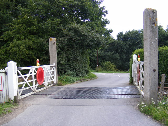 Saxmundham Road Crossing