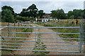 TQ0622 : Approaching Brinsbury by Graham Horn