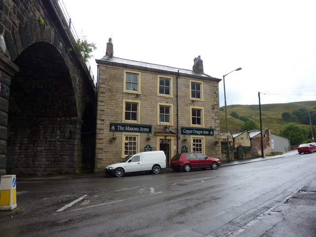 The Masons Arms, Bacup Road, Todmorden